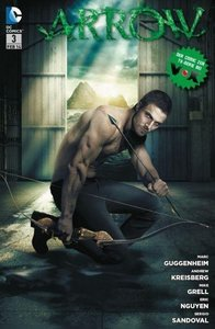 Arrow 03 - Comic zur TV-Serie