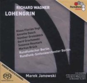 Lohengrin (Live-Gesamtaufnahme)