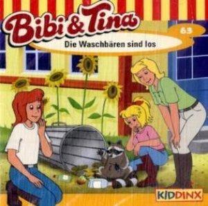 Bibi und Tina. Die Waschbären sind los