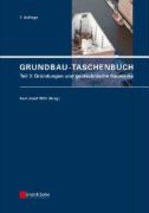 Grundbau-Taschenbuch Teil 3