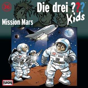 Die drei ??? Kids 36: Mission Mars (Fragezeichen)