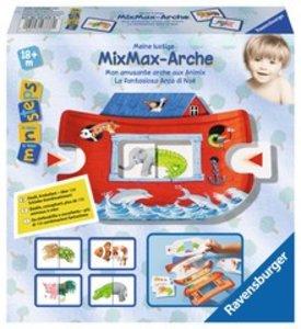 Ravensburger 04426 - ministeps® Meine lustige MixMax-Arche
