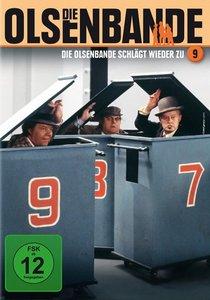 Die Olsenbande 09 schlägt wieder zu (HD-Remastered)