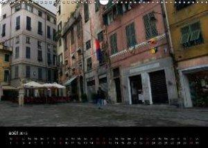 Gênes, capitale de la mer Ligure (Calendrier mural 2015 DIN A3 h