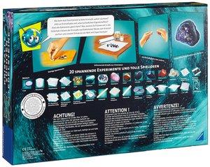 ScienceX® Kristalle züchten + Edelsteine