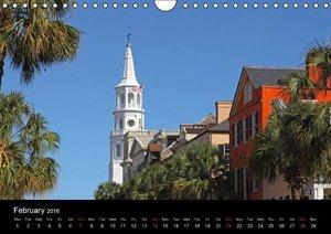 Southeast USA (Wall Calendar 2016 DIN A4 Landscape)