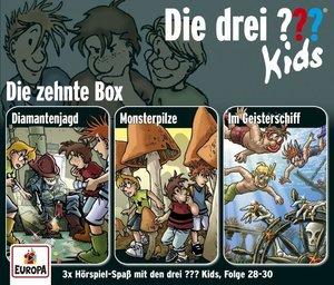 Die drei ??? Kids 3er Box - Folgen 28 - 30