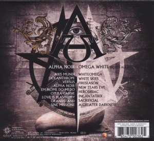 Alpha Noir (2cd Mediabook)