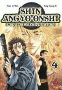 Shin Angyo Onshi - Der letzte Krieger 04