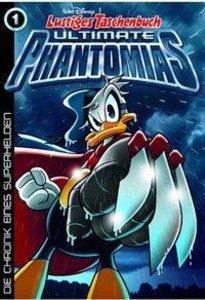 Lustiges Taschenbuch Ultimate Phantomias 01