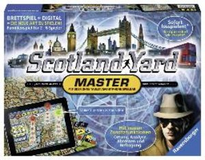 Heidelberger RV188 - Scotland Yard Master, Strategiespiel