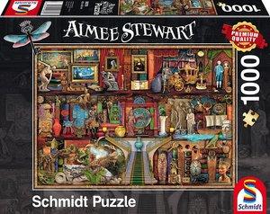 Schmidt 59378 - Aimée Steward, Kunstschätze, Puzzle, 1000 Teile