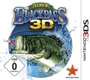 Super Black Bass. Nintendo 3DS