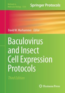 BACULOVIRUS AND INSECT CELL EXPRESSION
