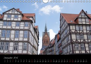 Faszination Hannover (Wandkalender 2016 DIN A4 quer)