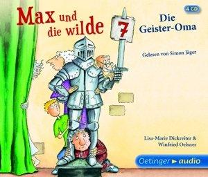 Max und die Wilde Sieben 02. Die Geister-Oma (3 CD)