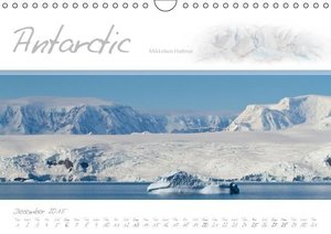 Polarscapes / UK-Version (Wall Calendar 2015 DIN A4 Landscape)