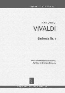 Sinfonia Nr. 1