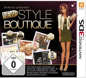 New Style Boutique. Nintendo 3DS