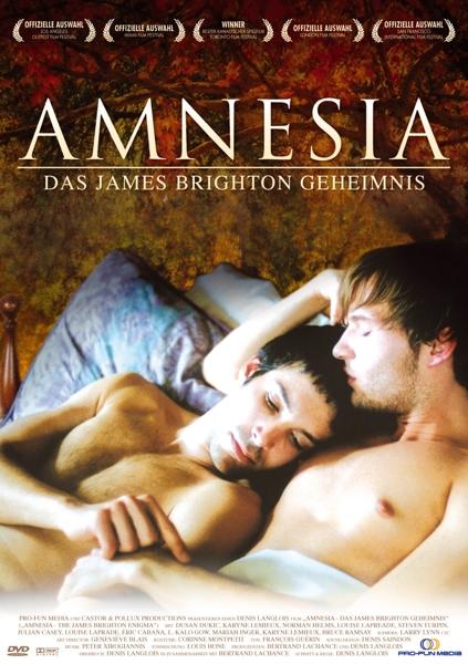 Amnesia-Das James Brighton Geheimnis - zum Schließen ins Bild klicken