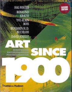 Art Since 1900