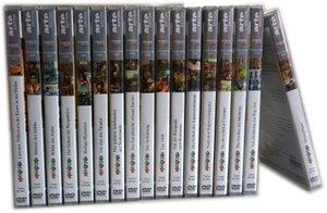Palettes: DVDs 1-17 als Bundle