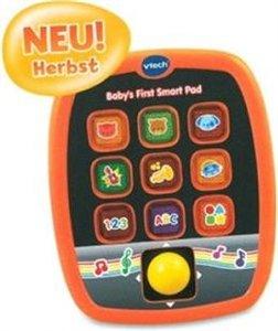 VTech 80-138204 - Erstes Baby Pad für Kleinkinder