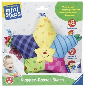 Klapper-Rassel-Stern
