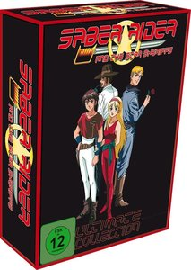 Saber Rider - The Ultimate Edition (10 DVDs)