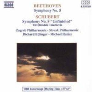 """Sinfonie 5/Sinfonie 8""""Unvollendete"""""""