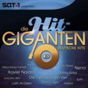 Die Hit Giganten-Deutsche Hits