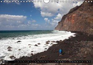 La Gomera - Valle Gran Rey (Wandkalender 2016 DIN A4 quer)