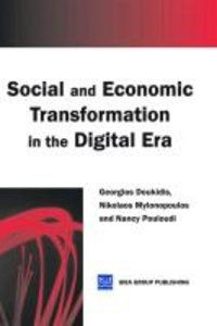 Social and Economic Transformation in the Digital Era