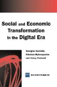 Social and Economic Transformation in the Digital Era
