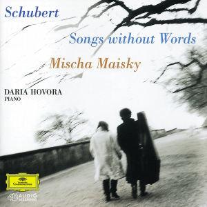 Sonate D 821/Lieder Ohne Worte