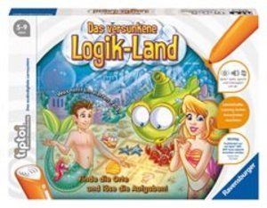 tiptoi® Das versunkene Logik-Land