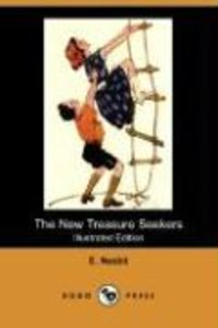 The New Treasure Seekers (Illustrated Edition) (Dodo Press)