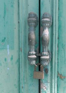 Spanish Doors (Posterbuch DIN A4 hoch)