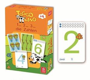 ASS Altenburger 22504013 - Toggolino 1, 2, 3 Die Zahlen, Vorschu
