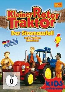 Kleiner Roter Traktor 9:Der Stromausfall und 5 wei
