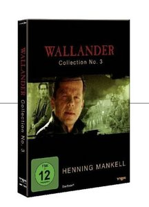Wallander Collection No. 3 (Amaray)
