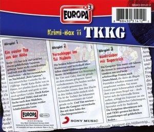 TKKG Krimi-Box 11