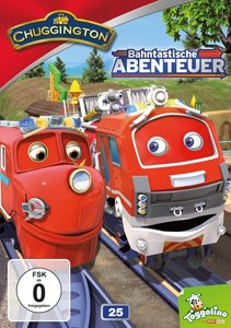 Chuggington Vol. 25