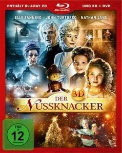 Der Nussknacker 3D (Blu-ray)
