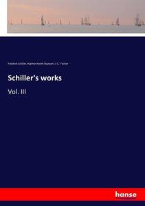 Schiller\'s works