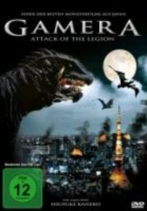 Gamera-Attack of the Legion