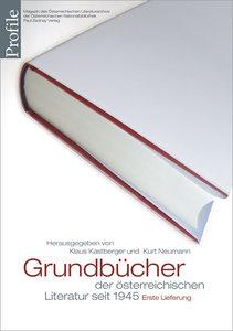 Grundbücher der österreichischen Literatur seit 1945