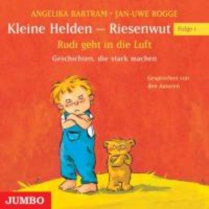 Kleine Helden - Riesenwut, Das Geheimnis der Wut, Audio-CD. Folg