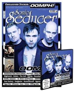 Sonic Seducer 06/2012