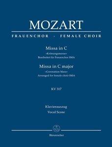 Missa in C »Krönungsmesse« KV 317
